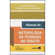 Manual De Metodologia Da Pesquisa No Direito - 8ª Ed433513.2