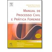 Manual De Processo Civil E Pratica Forense  Vol. 1  - 2º Edicao194247.6