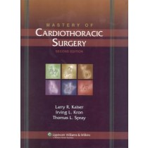 Mastery Of Cardiothoracic Surgery - 2Nd Ed761449.4