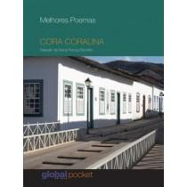 Melhores Poemas De Cora Coralina - Pocket - 4ª Ed540860.1