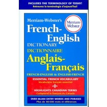 Merriam-Webster´S French-English Dictionary231228.1