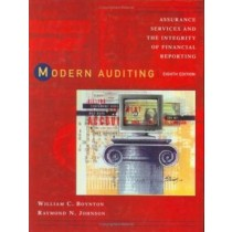 Modern Auditing - Assurance Services And The Integrity Of Financial Reporting - 8Th Ed761737.5