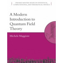 Modern Introduction To Quantum Field Theory, A231731.1