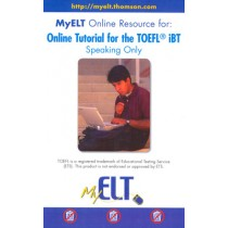 My Elt Online Resource For: Online Tutorial For The Toefl Ibt - Speaking Only200646.4