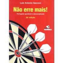 Nao Erre Mais! -Portugues Agradavel E Descomplicado - 28ª Ed530267.6