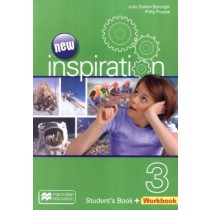 New Inspiration 3 Student´S With Workbook - 2Nd Ed501353.4