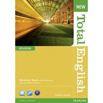 New Total English Starter Sb - With Active Book And Cd-Rom - 2Nd Ed231133.1