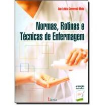 Normas, Rotinas E Tecnicas Enfermagem157760.7