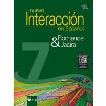 Nuevo Interaccion En Espanol - 7º Ano - Com Cd304799.1