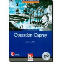 Operation Osprey With Cd - Pre Intermediate258588.1