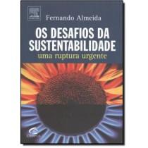 Os Desafios Da Sustentabilidade - Uma Ruptura Urgente163085.7