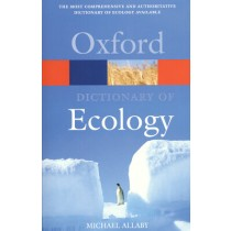 Oxford Dictionary Of Ecology232068.1