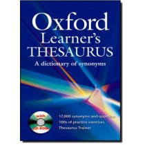 Oxford Learner´S Thesaurus Dictionary With Cd Rom200077.6