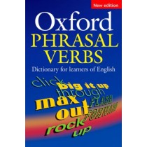 Oxford Phrasal Verbs Dictionary For Learners Of English New Edition250436.7