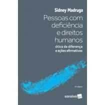 Pessoas Com Deficiencia E Direitos Humanos - Otica Da Diferenca E Acoes Afirmativas - 3ª Ed433623.0
