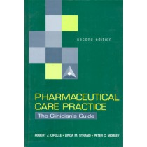 Pharmaceutical Care Practice: The Clinican´S Guide - 2Nd Edition739930.5