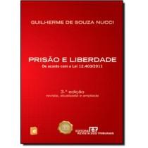 Prisao E Liberdade - 3ª Edicao509231.0