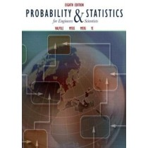 Probability & Statistics For Engineers & Scientists - 8Th Ed763158.2