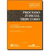 Processo Judicial Tributario - Pesquisas Tributarias - Nova Serie 16172173.9