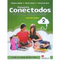 Proyecto Conectados 2 - Libro Del Alumno Con Cd Y Dvd236834.1
