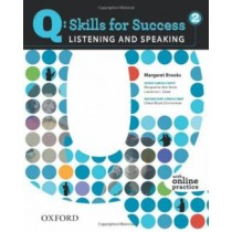 Q Skills For Success Listening & Speaking 2 Sb With Online Practice236727.0