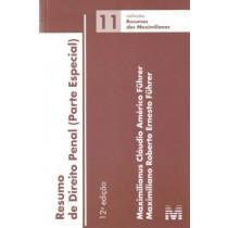 Resumo De Direito Penal - Parte Especial - Vol. 11 - 12ª Ed543315.0