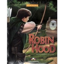 Robin Hood - Illustrated Reader - Student´S Pack 2 - With Audio Cd And Dvd-Rom231942.1