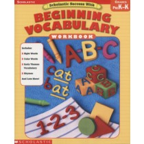 Scholastic Success With Beginning Vocabulary245924.8