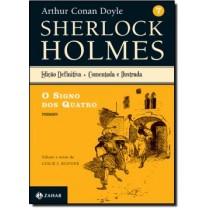 Sherlock Holmes, V.7 - Edicao Definitiva Comentada - O Signo Dos Quatro168136.2
