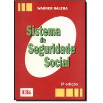 Sistema De Seguridade Social - 6º Edicao500371.7