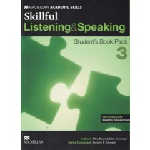 Skillful 3 Listening & Speaking Sb Pack - 1St Ed