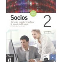 Socios 2 Nueva Edition - Libro Del Alumno + Cd258172.8