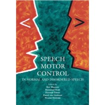 Speech Motor Control In Normal And Disordered Speech817237.4