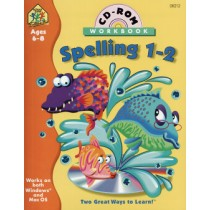 Spelling 1-2 Cd-Rom With Workbook (1)303014.8