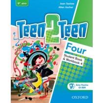 Teen2teen 4 Students Book Pack239328.1