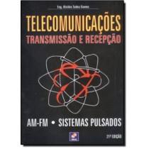 Telecomunicacoes - Transmissao E Recepcao157712.7