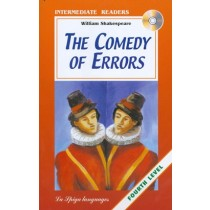 The Comedy Of Errors - With Cd - Fourt Level219057.5