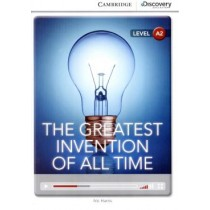 The Greatest Invention Of All Time-  Low Intermediate Book With Online Access237212.6