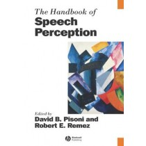 The Handbook Of Speech Perception732582.0