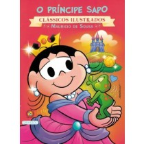 Turma Da Monica - Novo Classicos Ilustrados - O Principe Sapo407875.4
