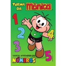 Turma Da Monica - Vamos Aprender Os Numeros540519.1