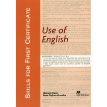 Use Of English - Skills For First Certificate224944.8