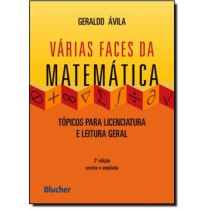 Varias Faces Da Matematica - 2ª Edicao192943.7