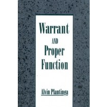 Warrant And Proper Function799197.6