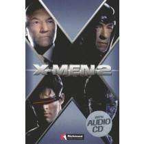 X-Men 2 - With Audio-Cd  (Level 2)195782.1