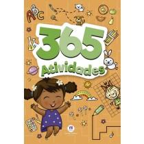 365 Atividades - Volume Laranja