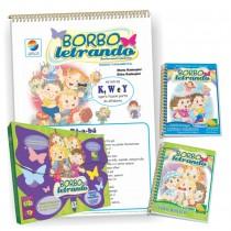 Borboletrando – Cartilha de alfabetização - 1º Ano - 6 a 7 anos