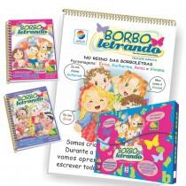 Borboletrando – Cartilha de alfabetização - 2º Período - 5 a 6 anos
