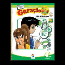 Geração Z – 4º ano - 2 volumes