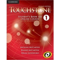 Touchstone 1 - Student's Book With Online Course And Online Workbook - Second Edition